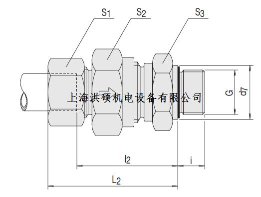 单向点动控制电路实物图