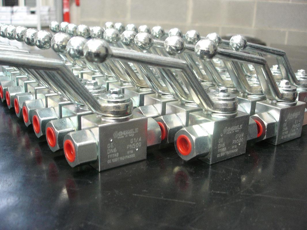 超高性价比上海仓库厂家直供授权代理选型安装意大利GEMELS盖姆斯球阀