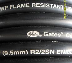 盖茨gates高压胶管